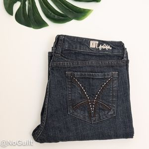 Kut From The Kloth Size 10 Bootcut Jeans
